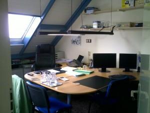 De werkruimte